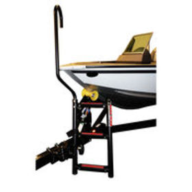 Quality Mark BowStep, 4-Step Ladder (Starboard) wi