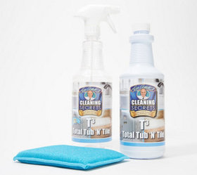 Don Aslett's T3 Tub 'N' Tile Foaming Concentrate -