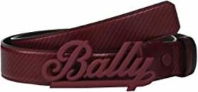Bally Adjustable/Reversible Swoosh Belt