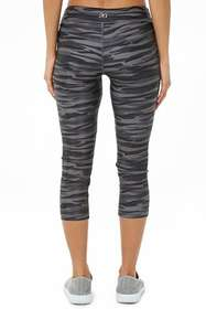 Forever21 Active Camo Capri Leggings