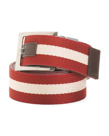 BALLY Men's Made In Italy Luxury Belt