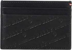 Bally Embossed Card Holder