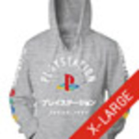 PlayStation Logo Japan 1994 Hoodie - X-Large for C