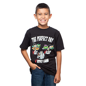 Teen Titans Go! Perfect Day Kids' T-Shirt