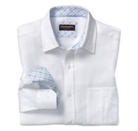 Johnston Murphy Tonal Angled Triangle Neat Shirt