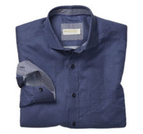 Johnston Murphy Italian Mini Circle Shirt