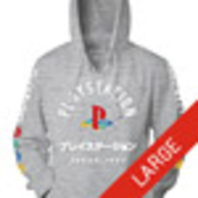 PlayStation Logo Japan 1994 Hoodie - Large for Col