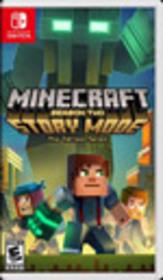 Minecraft Story Mode Season 2 for Nintendo Switch