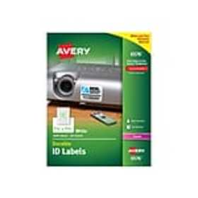 Avery Durable Laser Identification Labels, 1 1/4 x