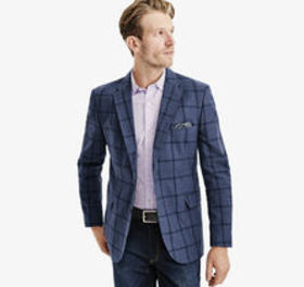 Johnston Murphy Large Frame Blazer