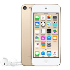Refurbished iPod touch 16GB Gold (6th generation)
