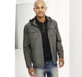 Johnston Murphy XC4® Crinkle Jacket