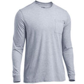 EMS Men's Techwick Vital Long-Sleeve Pocket Tee