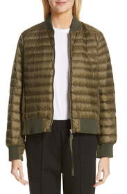 Moncler Rome Quilted Down Jacket