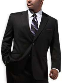 Joseph & Feiss Charcoal Portly Suit