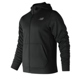 New balance Men's NB CoreFleece Full Zip Hoodie