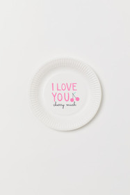 10-pack Paper Plates on sale at H&M