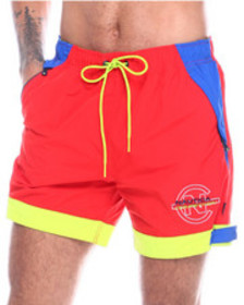 Nautica colorblock swim trunk