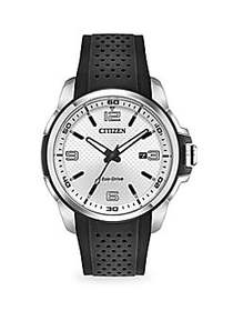 Citizen Eco-Drive Stainless Steel Watch NO COLOR