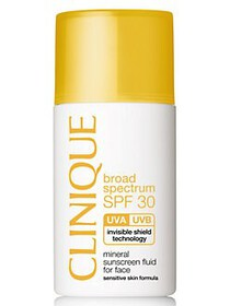 Clinique Broad Spectrum SPF 30 Mineral Sunscreen F