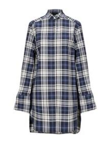 OSCAR DE LA RENTA - Checked shirt