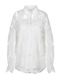 BLUGIRL BLUMARINE - Solid color shirts & blouses