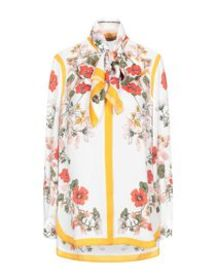 ALEXANDER MCQUEEN - Floral shirts & blouses