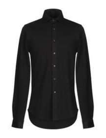 KARL LAGERFELD - Solid color shirt