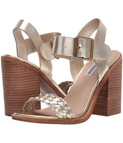 Steve Madden Gold Leather