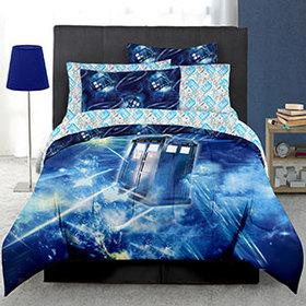 Doctor Who TARDIS Bed In A Bag