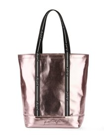Kendall + Kylie for Walmart Pink Metallic Tote