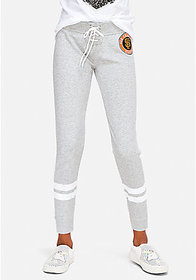 Justice San Francisco Giants Lace Up Crop Joggers