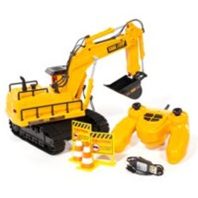 ihubdeal CAAE 7 Channel Full Functional RC Excavat