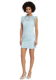 The Limited Lace Sheath Dress