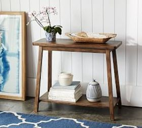 Pottery Barn Mateo Console Table