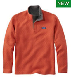 LL Bean L.L.Bean Quilted Pullover