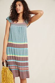 Anthropologie Paloma Knit Tunic Dress
