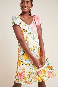 Anthropologie Farm Rio Culebra Dress