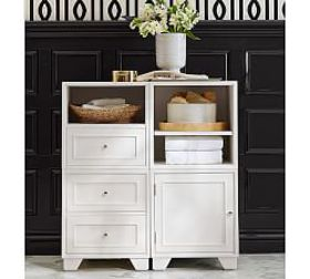 Pottery Barn Modular Floor Storage