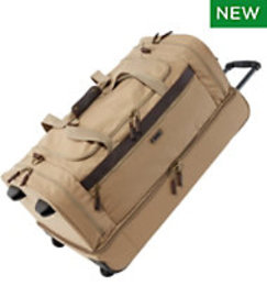LL Bean Sportsman's Rolling Duffle, Extra-Large