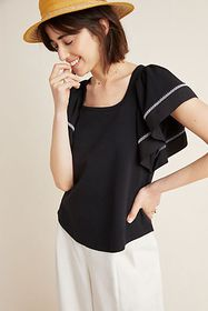 Anthropologie Sherman Top