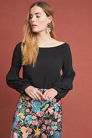Anthropologie Octavia Off-The-Shoulder Blouse