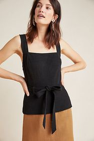 Anthropologie Bella Structured Tank
