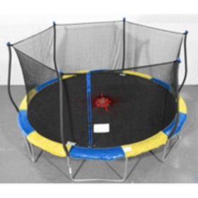 Bounce Pro 14-Foot Trampoline, with Classic Enclos