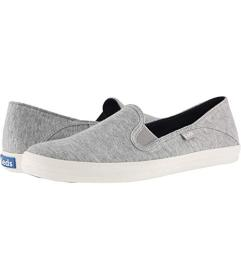 Keds Light Gray Jersey