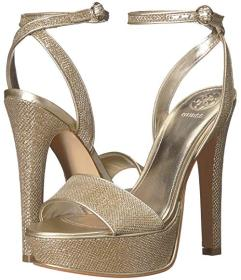 GUESS Gold Fabric