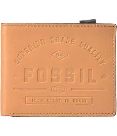 Fossil Lee Bifold with Flip ID
