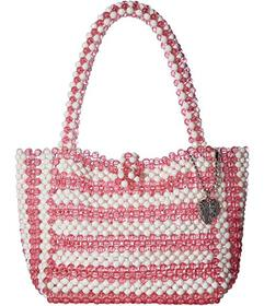 Betsey Johnson Just Bead It Satchel