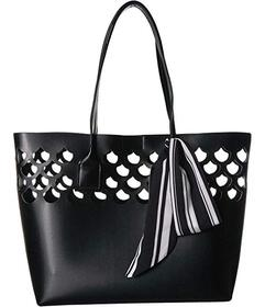 Betsey Johnson What's Inside Heart Tote