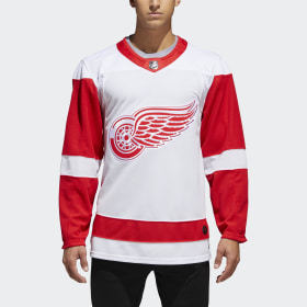 Adidas Red Wings Away Authentic Pro Jersey